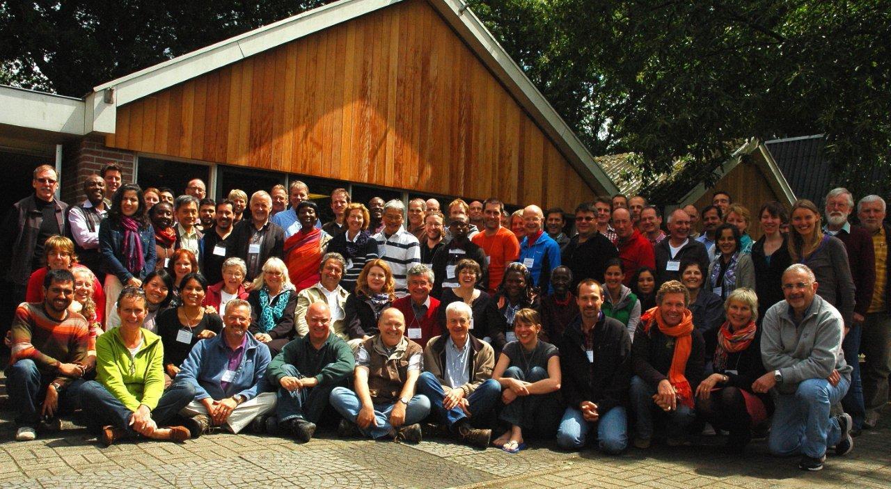 A Rocha 2012 Forum delegates