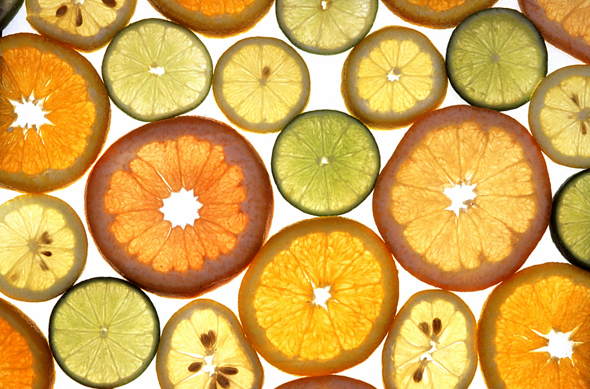 Citrus fruits by ARS/USDA