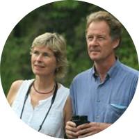 Miranda + Peter Harris