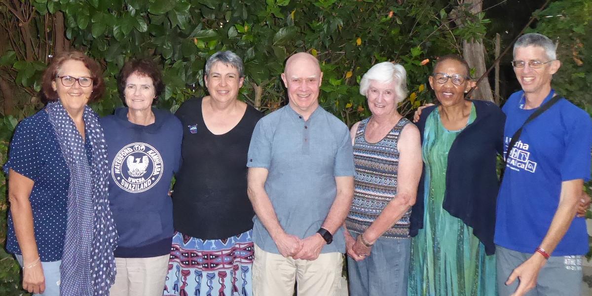 Cape Town A Rocha group