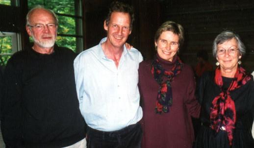 Eugene + Jan Peterson - Peter + Miranda Harris