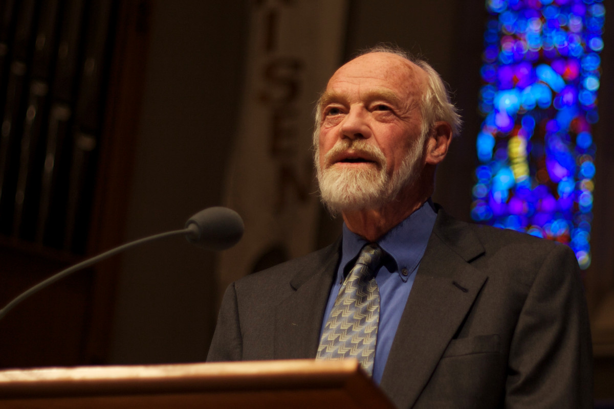 Eugene Peterson (photo de Clappstar, licence CC BY)